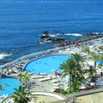 Views of Puerto de la Cruz — Stock Photo #55622355