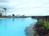 Views of Puerto de la Cruz — Stock Photo