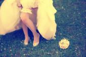 Wedding Accessories Brides,blurred — Stockfoto