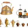 Постер, плакат: Evolution of a samovar