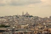 Basilique Du Sacre Coeur, Paris — Stock Photo