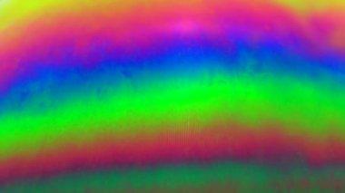 Soap bubble texture — Stock Video