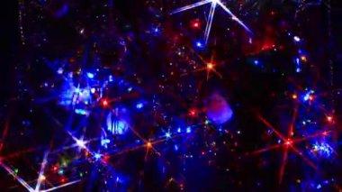 Merry Christmas Tree — Vídeo stock