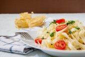 Italian food — Stock Photo