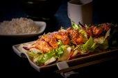 Japanesse food — Stock Photo