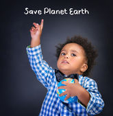 Save Planet Earth — Stock Photo