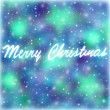 Merry Christmas greeting card — Stock Photo #54163663