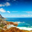 Cape Town city panoramic image — Stock Photo #54163661