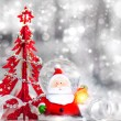 Festive Christmas still life — Stock Photo #59025461