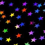 Festive stars party background — Stock Photo #59560219