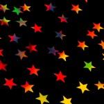 Festive starry background — Stock Photo #60481449