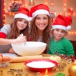 Happy preparing to Christmas — Stock Photo #61826471