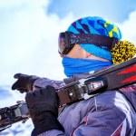 Ski trainer — Stock Photo #62464539