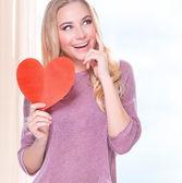 Happy Valentine day — Stock Photo