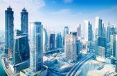 Beautiful Dubai city — Stockfoto