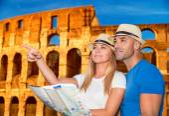 Travel to Rome — Stock Photo
