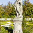 Sculpture in the the gardens of Wilanow, Warsaw — Stock Photo #55245865