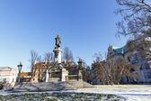 Memorial to Adam Mickiewicz — Stock Photo