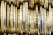 Various coins  — Stock Photo