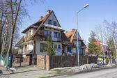 Villa Starzykowka in Zakopane, Poland — Stock Photo