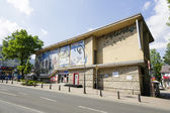 Wierchy, famous building in the city of Zakopane — Stock Photo