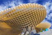 Modern Square indoor space Metropol in Seville, Spain — Stock fotografie