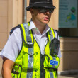 London, England September 3, 2014: Police in the typical English — Stock Photo #61309589