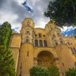 Entrance to the Cathedral of the Incarnation in Malaga, Spain — Stock Photo #61317501