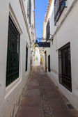 Typical nice clean city streets Cordoba, Spain — Стоковое фото