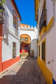 Typical nice clean city streets Cordoba, Spain — Stock Photo