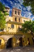 Church of the Savior in Seville, Spain — Stock Photo