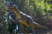 Fearsome carnivore dinosaur Tyrannosaurus Rex — Stock Photo