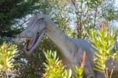 Velociraptor dinosaur carnivore fast — Stock Photo