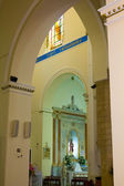 The cathedral anglican europe  of the holy trinity gibraltar — Stock Photo