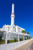 Mosque of Two Holy Custodians, Ibrahim-al-Ibrahim , Gibraltar ,  — Stock Photo