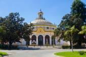 Catalina de Rivera gardens in the city of Seville, Spain — Stock Photo