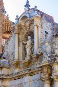 Church of el Carmen in the Andalusian city of Ecija, Spain — Foto de Stock