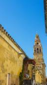 Bell tower of the famous Mosque of Cordoba, Spain — Foto de Stock