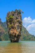タイのジェームズ ・ ボンド島 — ストック写真