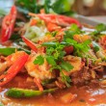 Thai street food — Stock Photo #71919761