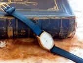 MILUS wristwatch. — Stock Photo