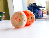 Mandarino marcio. — Foto Stock