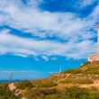 Cabo de Palos lighthouse near Mar Menor Spain — Stock Photo #54570437