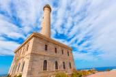 Cabo de Palos lighthouse near Mar Menor Spain — Stock Photo