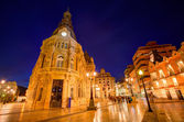 Ayuntamiento de Cartagena Murciacity hall Spain — Stock Photo