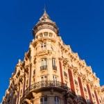 Cartagena Gran Hotel Art Noveau Murcia Spain — Stock Photo #54581865