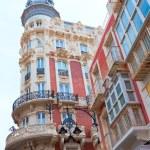 Cartagena Gran Hotel Art Noveau in Murcia Spain — Stock Photo #54582175