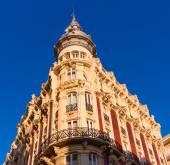Cartagena Gran Hotel Art Noveau Murcia Spain — Foto Stock