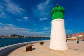 Beacon Cartagena lighthouse in Murcia Spain — Stock Photo