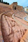 Cartagena Roman Amphitheater in Murcia Spain — Zdjęcie stockowe